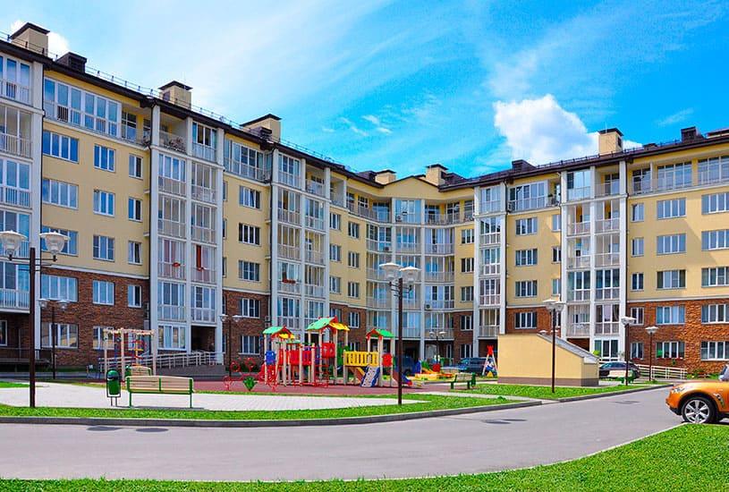 Квартиры в новой москве фото